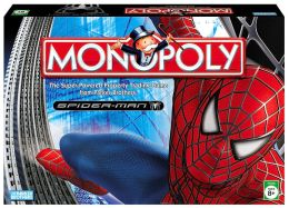 Monopoly Spider-Man & Friends