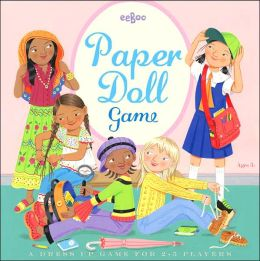 The Paper Doll Game