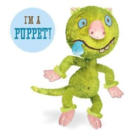 Leonardo the Terrible Monster Puppet