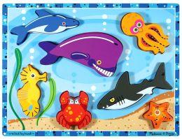 Sea Creatures Puzzle