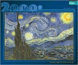 StarryNight2,000piecepuzzle
