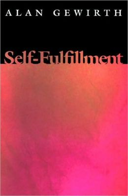 Self-Fulfillment