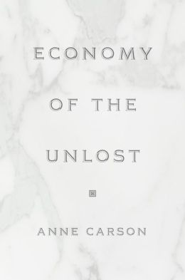Economy of the Unlost: (Reading Simonides of Keos with Paul Celan)