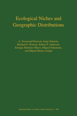 Ecological Niches and Geographic Distributions (MPB-49)