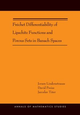 Frechet Differentiability of Lipschitz Functions and Porous Sets in Banach Spaces (AM-179)