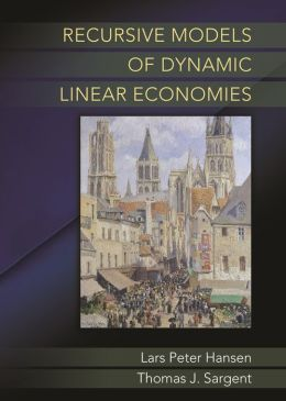 Recursive Models of Dynamic Linear Economies