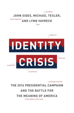 Book Identity Crisis: The 2016 Presidential Campaign and the Battle for the Meaning of America