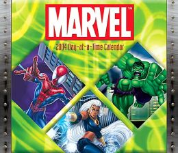 2004 Marvel Comics Daily Boxed Calendar
