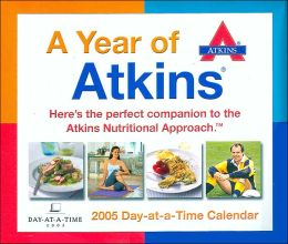 2005 A Year of Atkins Box Calendar