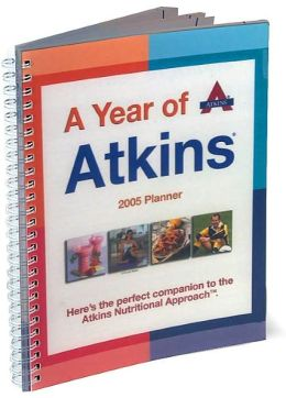2005 A Year of Atkins Engagement Calendar