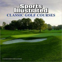 2008 Sports Illustrated Golf Wall Calendar