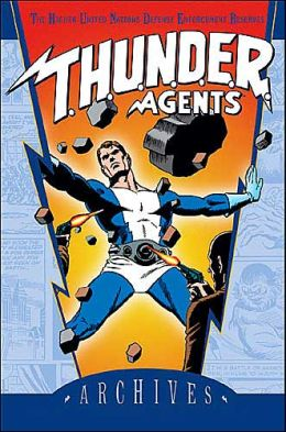 The T.H.U.N.D.E.R. Agents Archives Volume 4