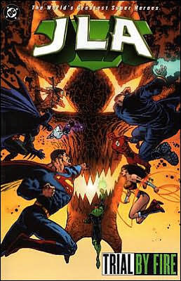 JLA: Trial by Fire