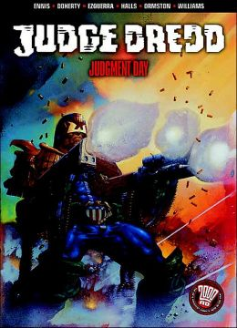 Judge Dredd: Judgment Day