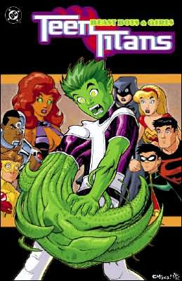 Teen Titans, Volume 3: Beast Boys and Girls