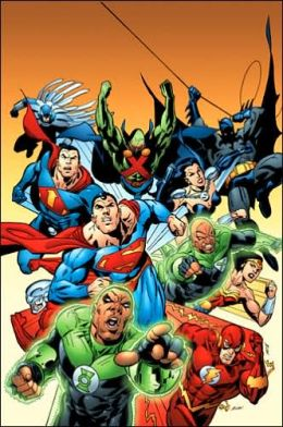 JLA, Volume 17: Syndicate Rules