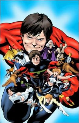 Legion of Super-Heroes, Volume 1 Teenage Revolution