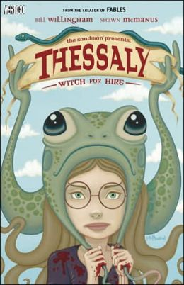 Sandman Presents: Thessaly - Witch for Hire