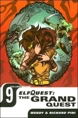 ElfQuest: The Grand Quest, Volume 9
