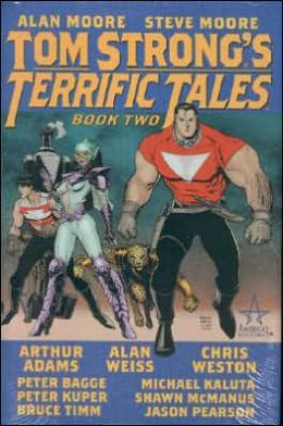 Tom Strong's Terrific Tales, Volume 2