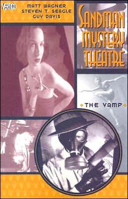 Sandman Mystery Theatre, Volume 3: The Vamp