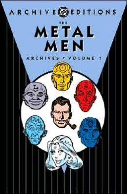 The Metal Men Archives, Volume 1