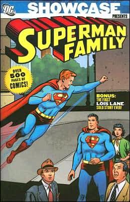 Showcase Presents: Superman Family