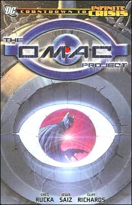 The O.M.A.C. Project (OMAC Project Series)