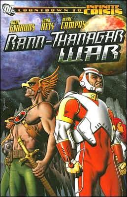 Rann-Thanagar War