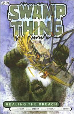 Swamp Thing, Volume 3: Healing the Breach