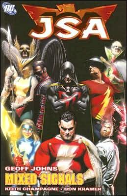 JSA, Volume 11: Mixed Signals