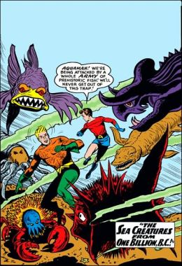 Showcase Presents: Aquaman, Volume 1