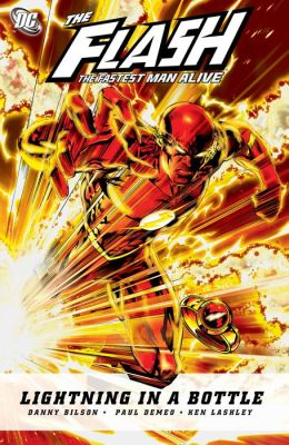 Flash, The: The Fastest Man Alive -- Lightning in a Bottle
