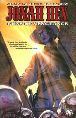 Jonah Hex, Volume 2: Guns of Vengeance