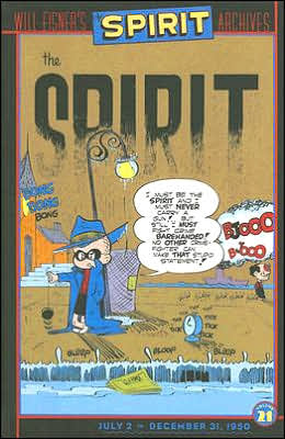 The Spirit Archives, Volume 21
