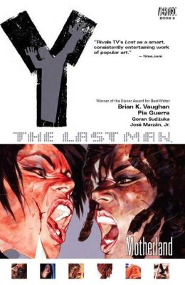Y: The Last Man, Volume 9: Motherland