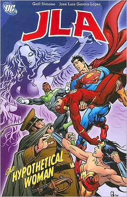 JLA: The Hypothetical Woman