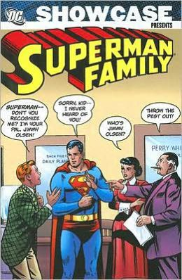 Showcase Presents: Superman Family - Volume 2