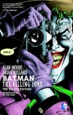 Book Cover Image. Title: Batman:  The Killing Joke, Author: Alan Moore