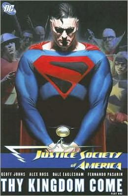 Justice Society of America, Volume 2: Thy Kingdom Come