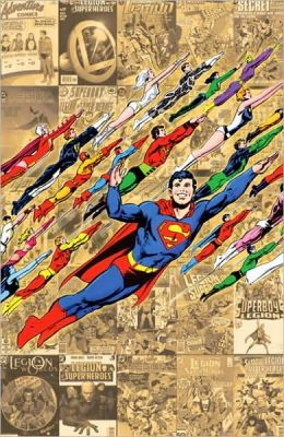 Legion of Super-Heroes: 1,050 Years of the Future (50th Anniversary Edition)