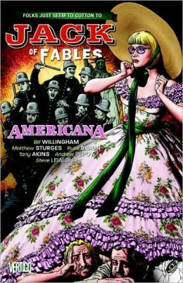 Jack of Fables, Volume 4: Americana