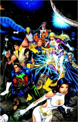 Legion of Super-Heroes: Enemy Rising