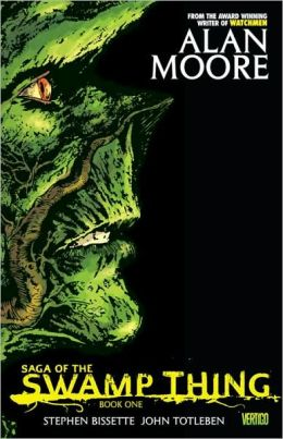 Saga of Swamp Thing Book One HC