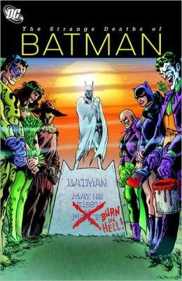 Batman: The Strange Deaths of Batman