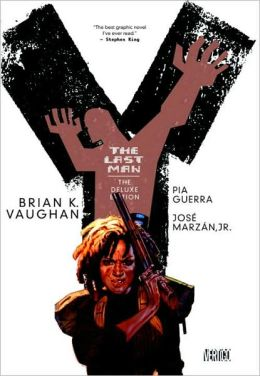 Y: The Last Man Deluxe Edition Book Two