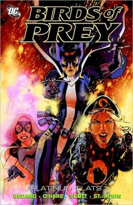 Birds of Prey: Platinum Flats