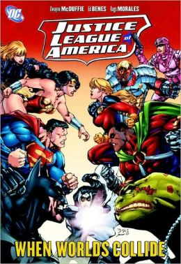 Justice League of America, Volume 6: World's Collide HC