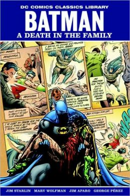 DC Classics Library: Batman: A Death in the Family
