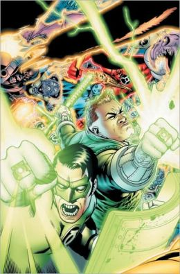 Green Lantern Corps: Emerald Eclipse